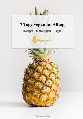 Sales Seite TW eBook 7Tage vegan im Alltag