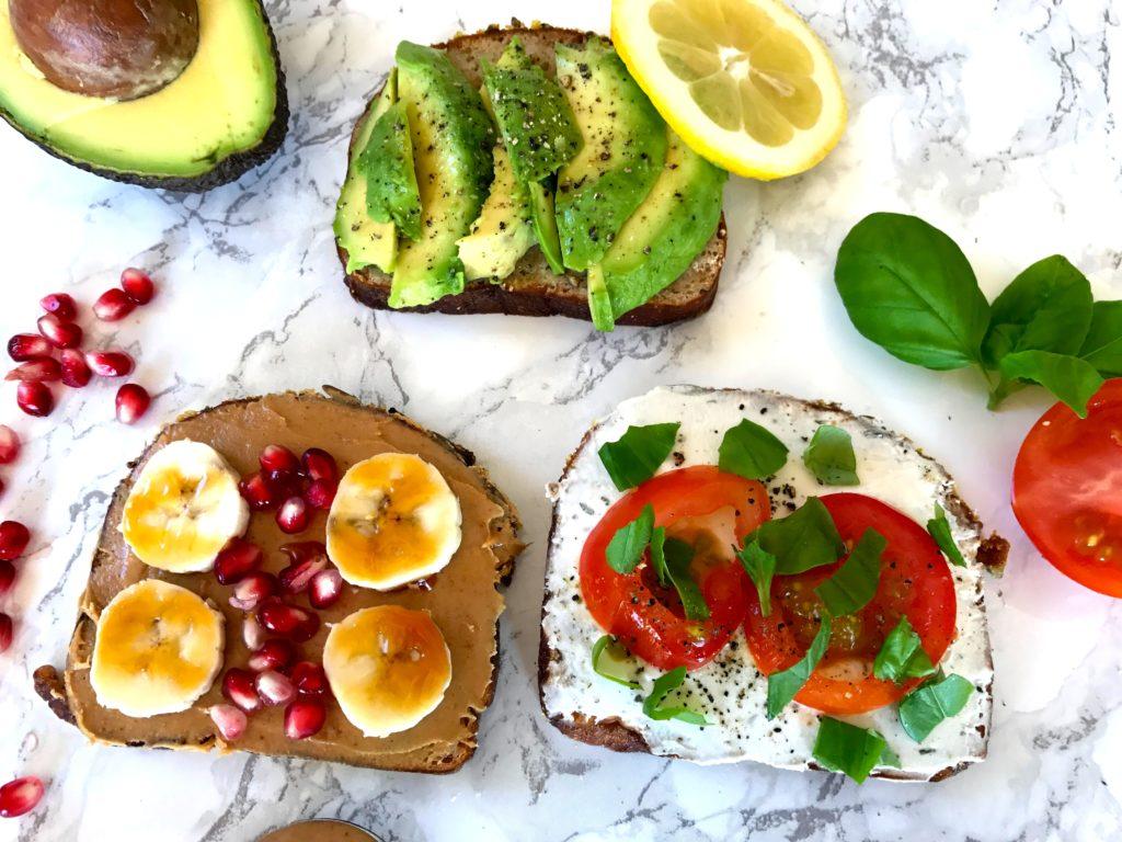 Belegte Brote vegan