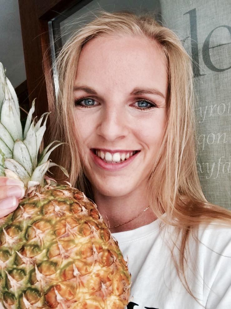 Vegan 24/7 - Gründerin Sarah