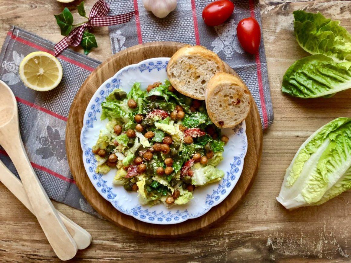 Bester Caesar Salad vegan