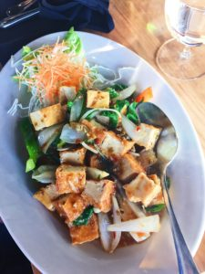 Asian cuisine vegan