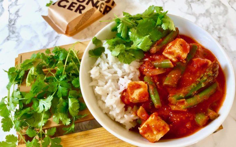 Tofu Tikka Masala vegan