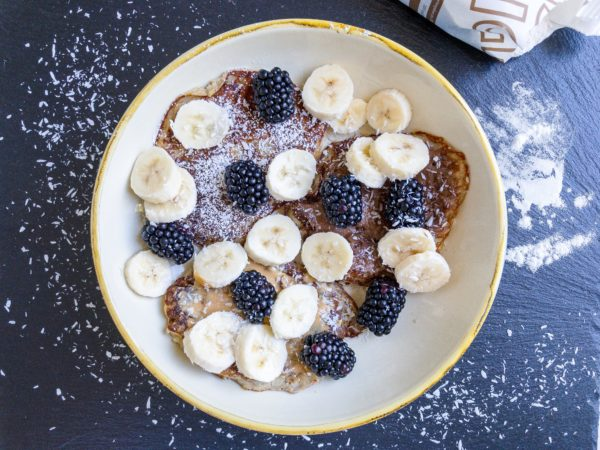 Glutenfreie Pancakes vegan