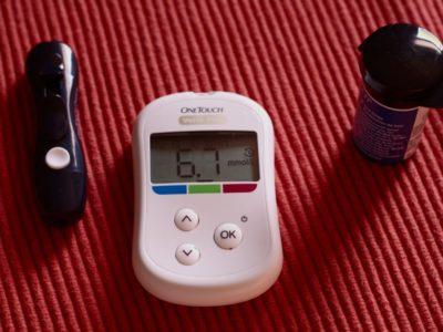 Diabetes eindämmen